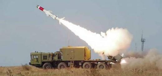 """ракетный комплекс """"Бастион"""""""