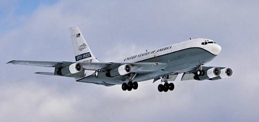 Американские наблюдатели выполнят полет над Россией