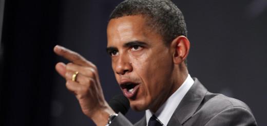 Sen. Barack Obama, D-Ill., speaks to LULAC on Tuesday, July 8, 2008 in Washington. (WDCPIX.COM/Lauren Victoria Burke)