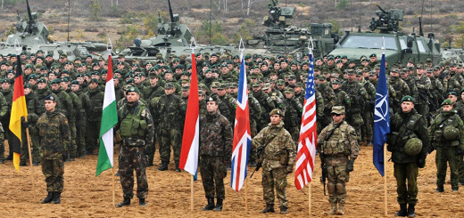 НАТО в Прибалтике