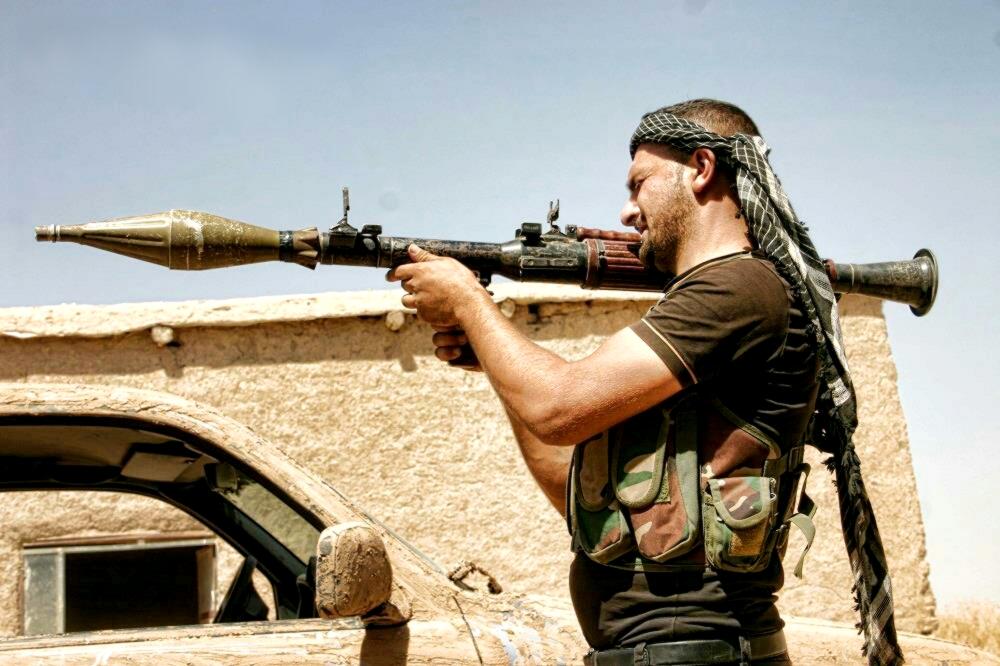 Воин ИГИЛ