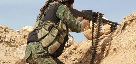 атака боевиков ИГИЛ