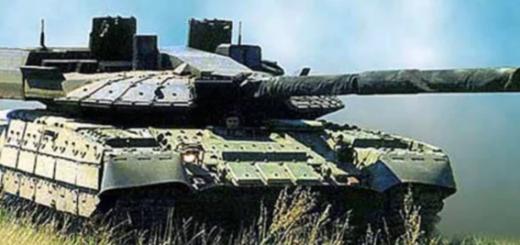 """танк """"Черный Орел"""""""