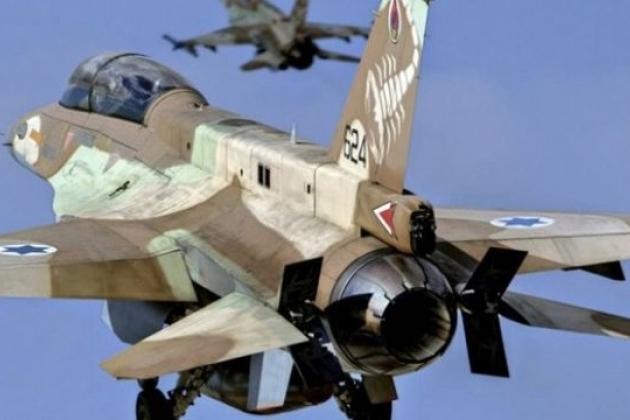израильские самолеты