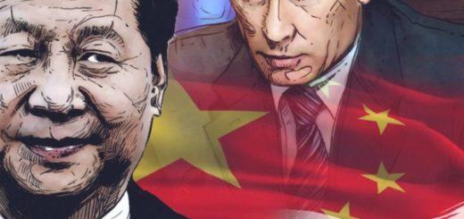 Восточный поворот России на Китай