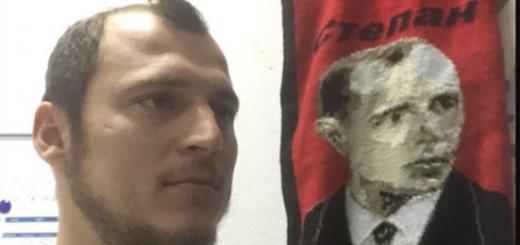 Украинский националист Зозуля