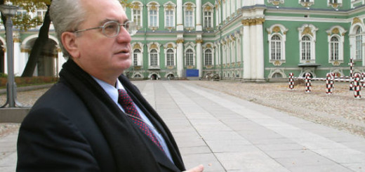 Директор Эрмитажа Михаил Пиотровский