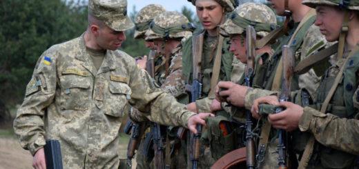 Украинские дезертиры