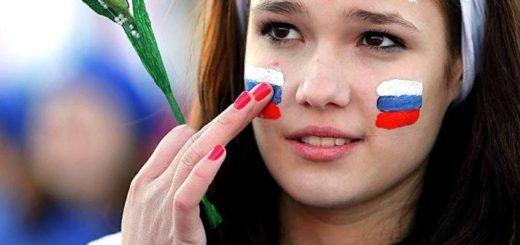 Украинка о Крыме