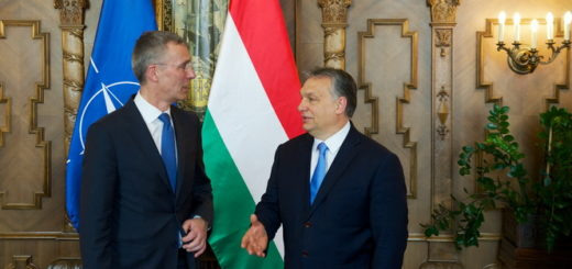 NATO Secretary General visits Hungary