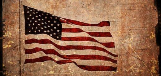 Американсикй флаг