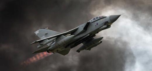Истребитель Panavia Tornado
