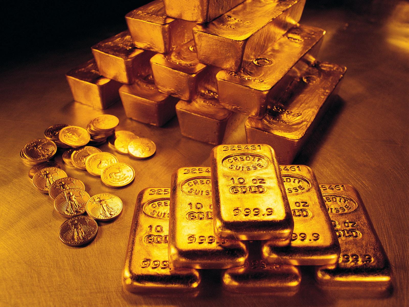 Картинки рабочего стола золото