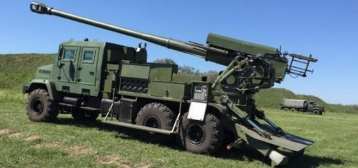 Самоходная 155-мм гаубица
