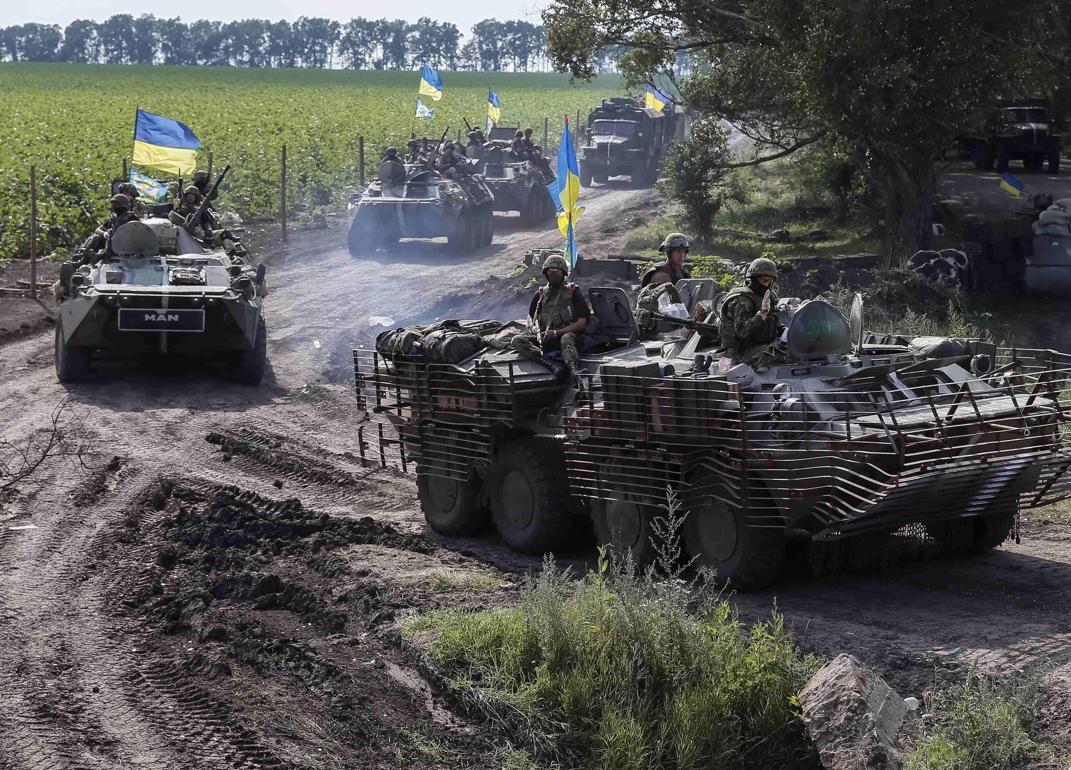Украина провалила переговоры по Донбассу
