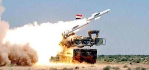 Сирийское ПВО