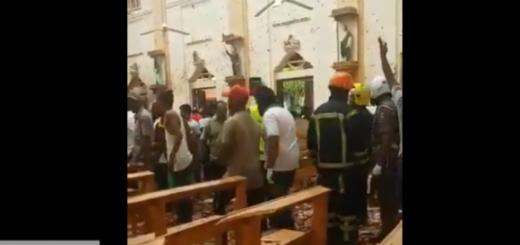 СМИ сообщают о седьмом взрыве на Шри-Ланке