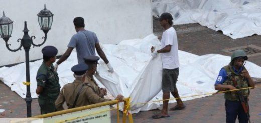 Взрыв Шри-Ланке 22 апреля