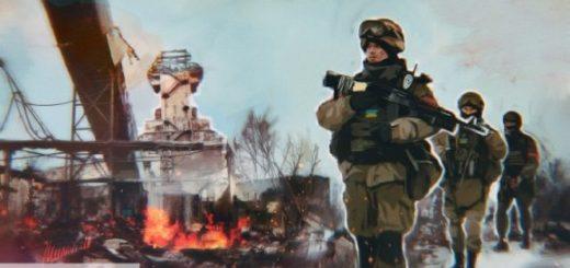 Неудачная шутка украинского военного