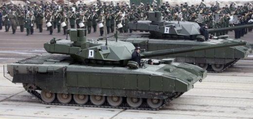 Американские СМИ признали, что новый российский танк будет лучшим в мире