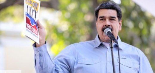Американская агрессия лишь сплотила венесуэльцев вокруг Мадуро
