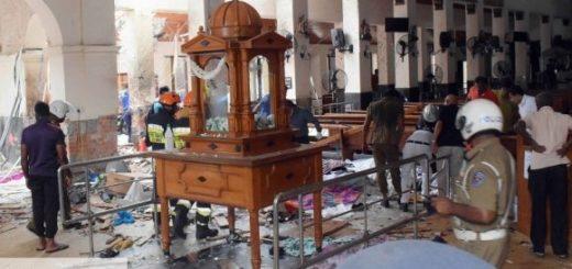На Шри-Ланке скончался предполагаемый координатор терактов
