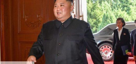 Лимузин Ким Чен Ына вызвал панику в концерне Daimler