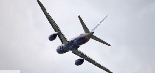 Российский самолет разведки пролетел над секретными ядерными объектами США