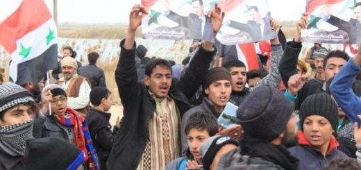 Дейр-эз-Зор накрыла новая волна протестов против курдов