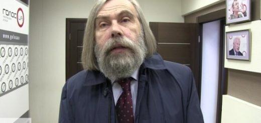 Украинский политолог Михаил Погребинский