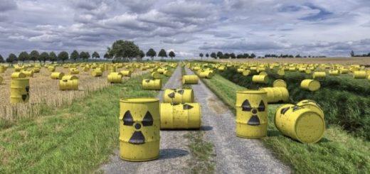 Азаров назвал настоящей бедой строительство американцами ядерного могильника на Украине