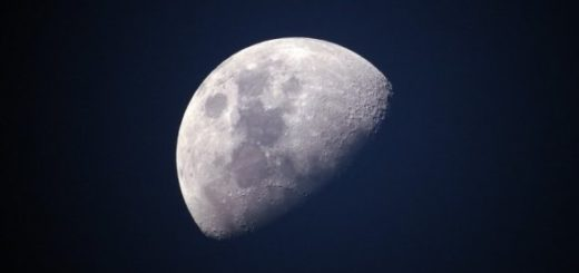 Уфолог обнаружил аномалию на Луне