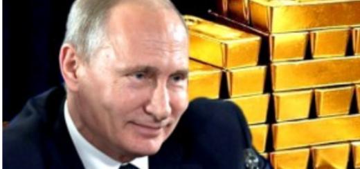 «Золотой капкан» России и Китая