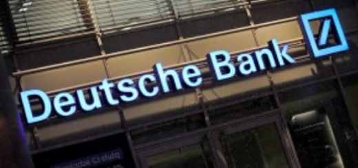 Крупнейшая кредитная организация Евросоюза Deutsche Bank