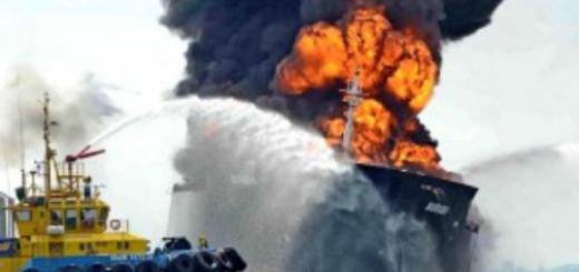 Кто стоит за загадочной «диверсией» с нефтяными танкерами