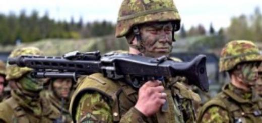 Солдаты НАТО в Прибалтике калечат себя в ожидании «российской агрессии»