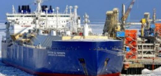 Арктический локомотив, или Десятки миллиардов в новые мощности СПГ
