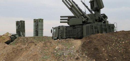 Силы ПВО отразили очередную атаку боевиков на российскую авиабазу в Сирии