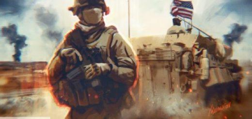 США, опасаясь России, перебросили в Ливию войска