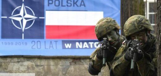 НАТО Польша