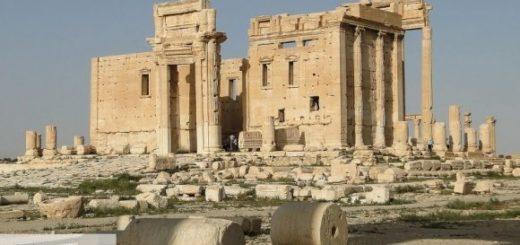 Пальмира война Сирия
