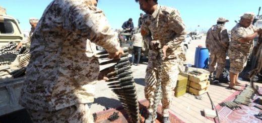 СМИ сообщили о нападении на военный лагерь Хафтара в Ливии