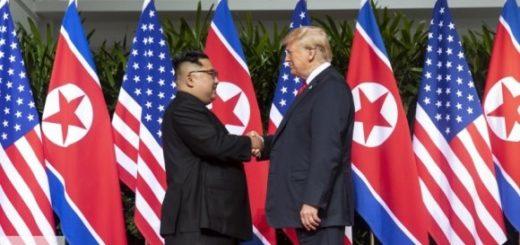 Трамп отреагировал на ракетные запуски в КНДР