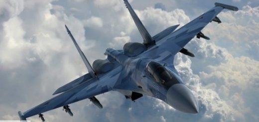 Британские СМИ впечатлены перехватом СУ-30СМ беспилотника ВВС США