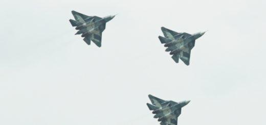 Су-57 оснастят управляемой бомбой КАБ-250