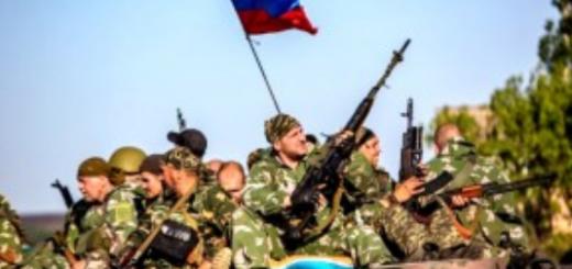Как российские добровольцы повлияли на ход войны в Донбассе