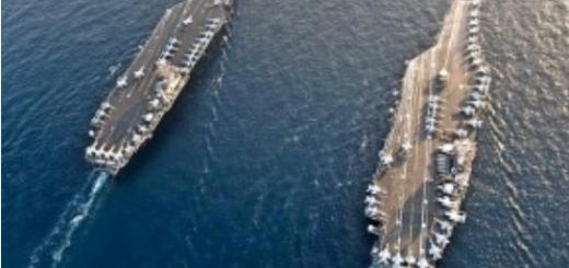 ВМС США в военном конфликте с Ираном: текущая конфигурация и потенциал