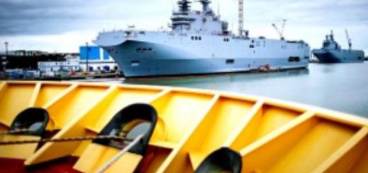 Какие корабли нужны России вместо «Мистралей»