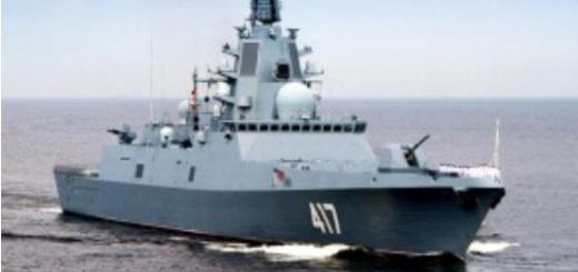Почему «Адмирал Горшков» не закончил манёвр в Панамском канале