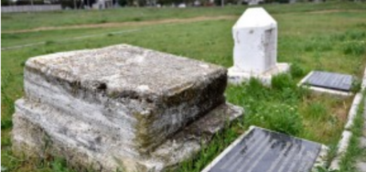 За «осквернение» британских могил в Крыму Лондон должен винить себя